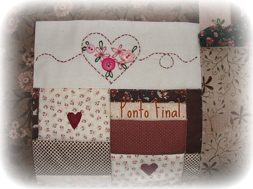 ...W.I.P... by Ponto Final - Patchwork