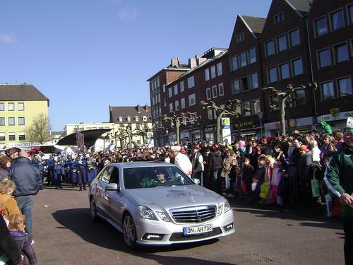Mercedes- Benz, Desfile, Carnaval en Düren 2011, Alemania/Parade, Karneval in Düren' 11, Germany - www.meEncantaViajar.com by javierdoren