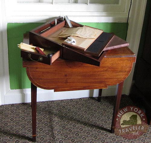 Alexander Hamilton Desk Repro