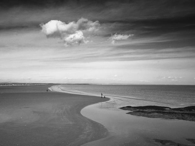 Cold shoreline.. St Andrews