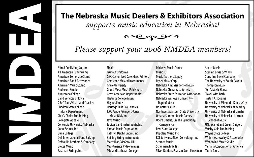 NMDEA-2006