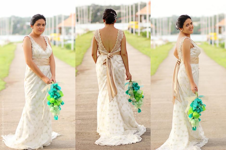 Bohol Wedding Photographer, Dauis Church Panglao Island