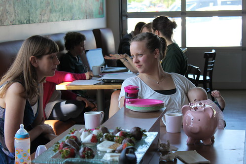 Dakota's Baby Shower at Avoca Coffee Shop