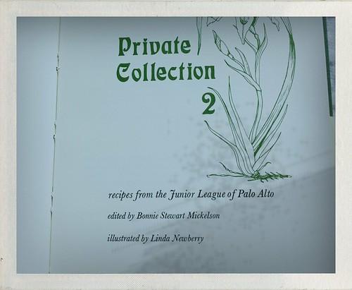 Junior League of Palo Alto Private Collection 2