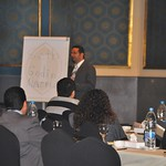 Social Media, email and Mobile Marketing integration session by Fady Ramzy