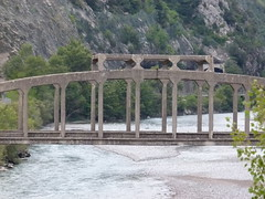 Alte Beton-Brücke - Photo of Malaussène
