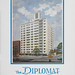 Diplomat 109-10 Queens Blvd Forest Hills NY Blueprint & Promotional Booklet