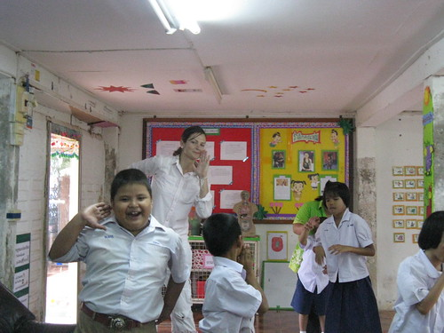 Thailand special needs children