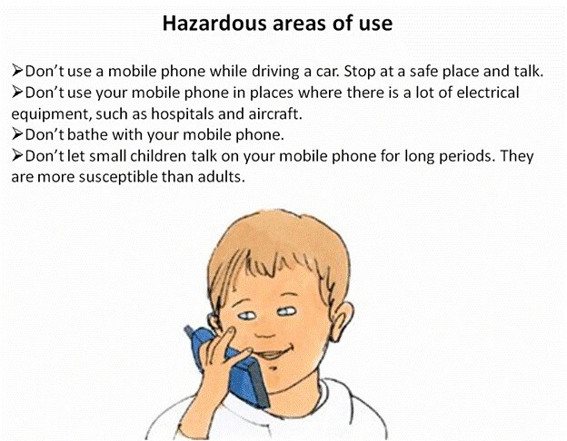harmful effects cell phone essay