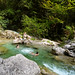 A remote location of the Iška river ideal for Skinny-dipping
