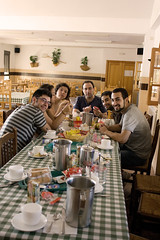 desayuno en villar