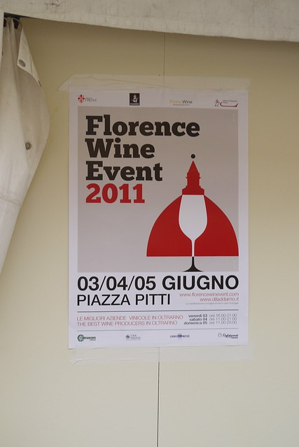 Firenze Wine Event 2011