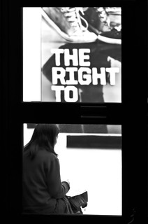 THE RIGHT TO ... BE LEFT