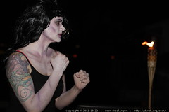 boxing lessons for zombie amy winehouse    MG 5642