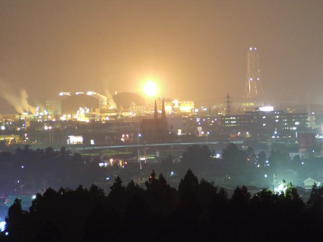LNG火力発電所
