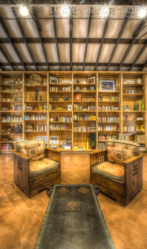 table chair realestate interior books bookcase hdr sittingarea tonemapped writingbarn