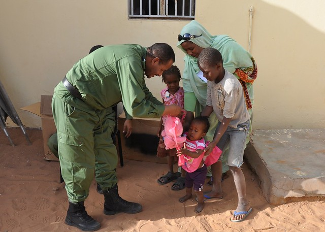 AFRICOM Medical Civic Action Program (MEDCAP)
