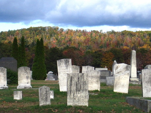 Evergreen Cemetery, Winchester, NH