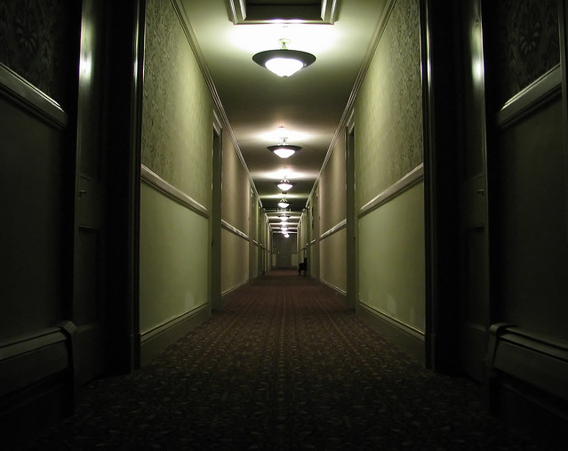 Stanley hotel 4th floor friday the 13th november 2009 for 13th floor in hotels history