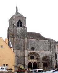 Église St Lazare. AVALLON Burgundy France