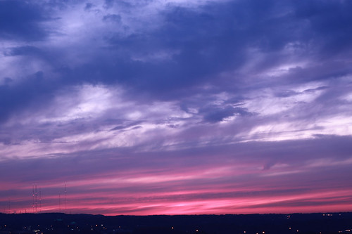 Cleveland Valley View Skies