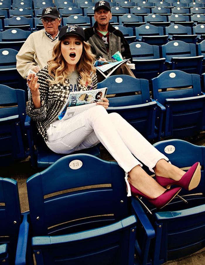Baseball Attire Song Of Style