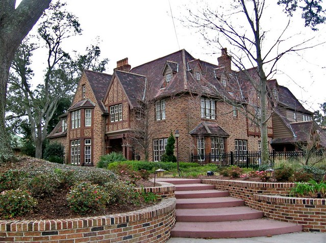 Tudor revival house north hill pensacola florida Home and garden show jacksonville fl