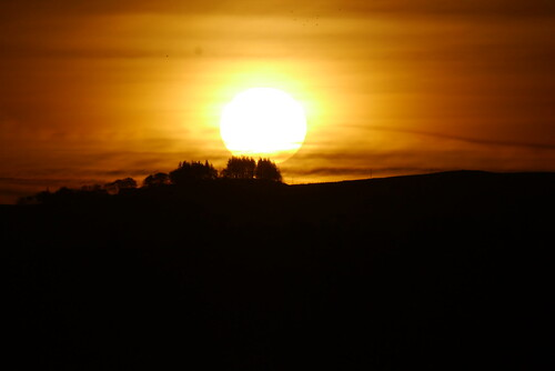 wales sunrise