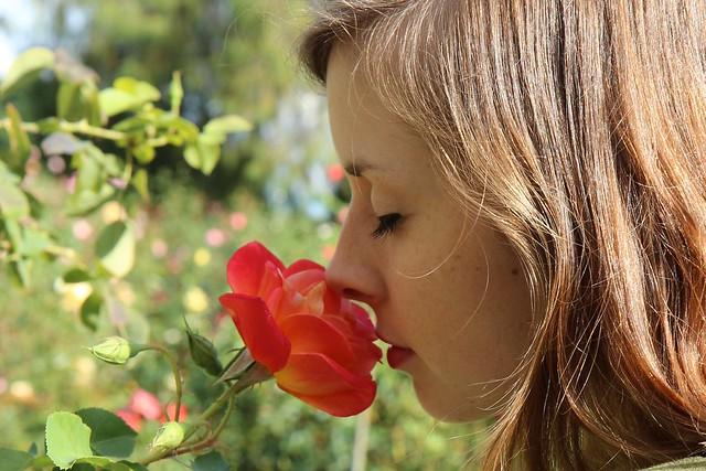 sweet scent