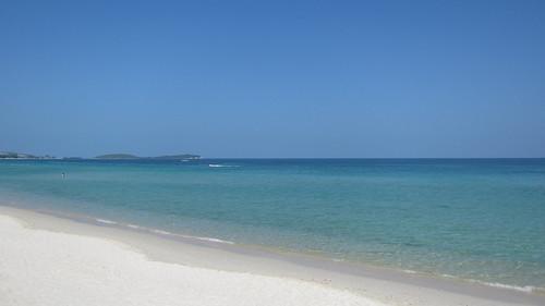 Koh Samui Chaweng beach South サムイ島チャウエンビーチ南