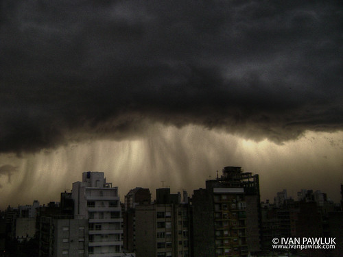 Tormenta en Rosario by IvanPawluk2