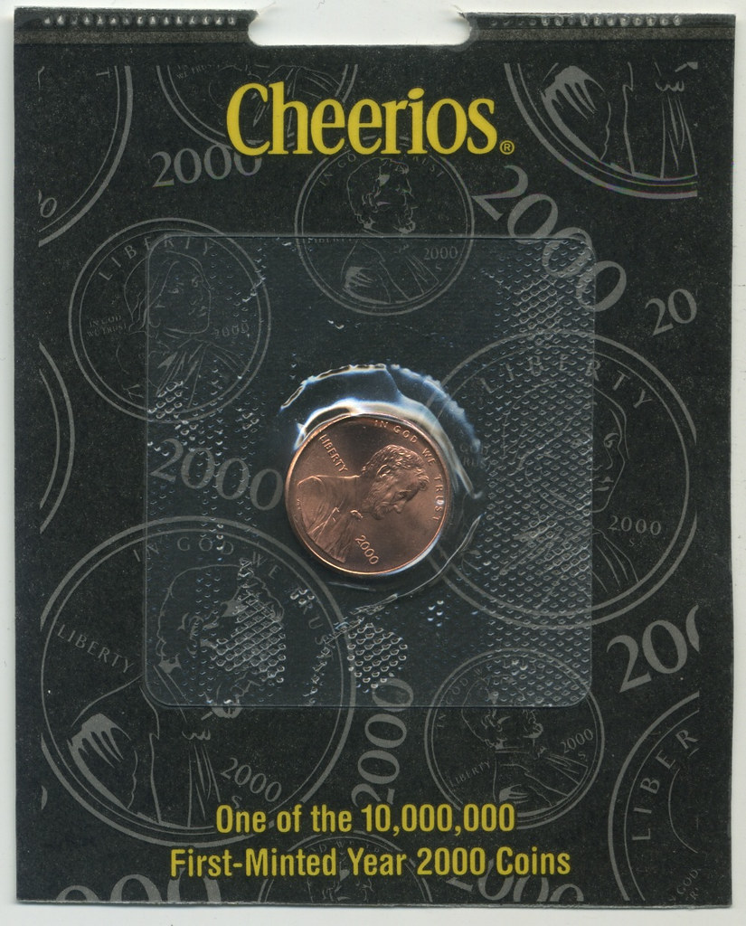 First-Minted Year 2000 Penny | Courtney