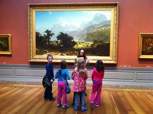 Exploring nature in art
