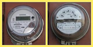 Smart Meter/  Stupid Meter