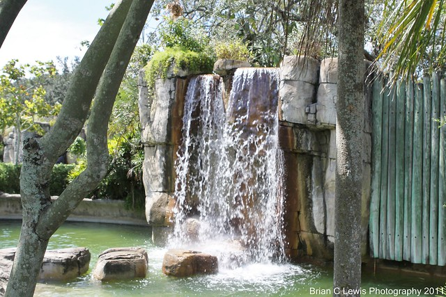 Waterfalls In Florida This Picture Was Taken At The