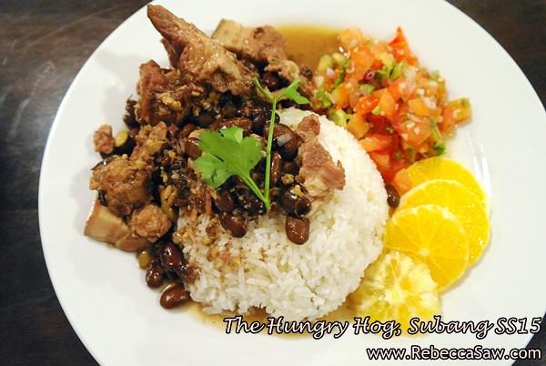 The hungry hog SS15 subang