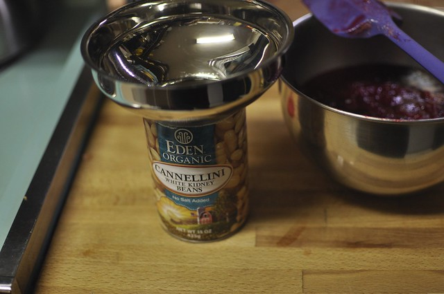 """canned"" homemade cranberry sauce"