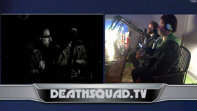 """DEATHSQUAD #15 – """"The Fighting Bears"""""""