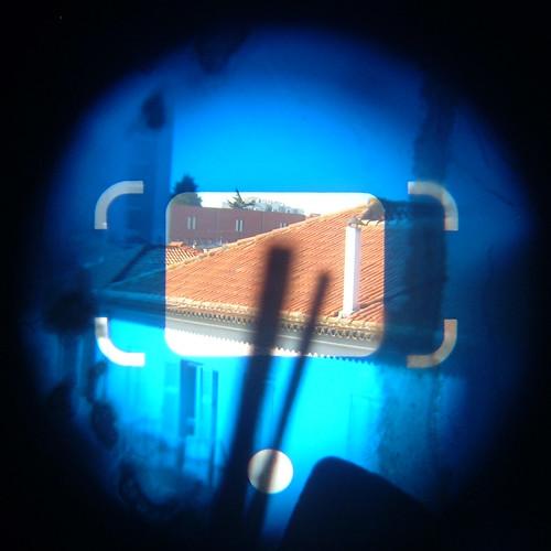 TTV Yashica 8-EIII 25 mm lens