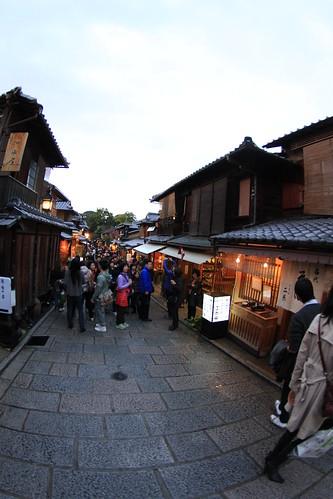 清水寺~八坂神社