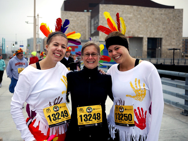 Turkey trot 2011