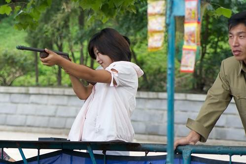 Pyongyang Pop Gun