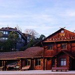 Grand Canyon Railroad Depot - South Rim