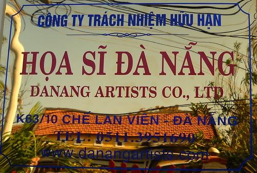 Hoa Si Da Nang