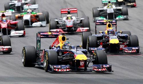 GP Brésil 2011