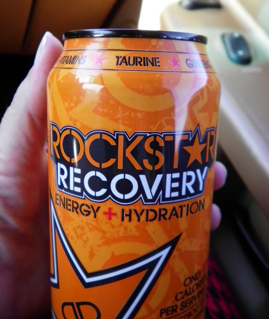 11^2 X ? for 11^3: Beverages Set: Rockstar Recovery