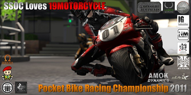 Pocket Bike Racing Championship 2011