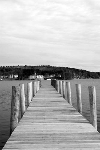 Meredith Pier by KConway01