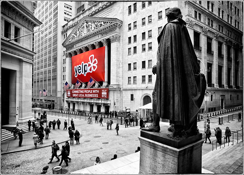 Washington watching over Wall Street