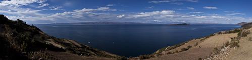 lago titicaca/la isla del sol